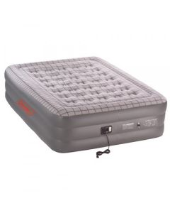 Coleman - Quickbed Double Height Inflatable Queen Mattress - Grey