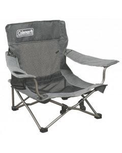 Coleman - Deluxe Mesh Event Chair - Grey