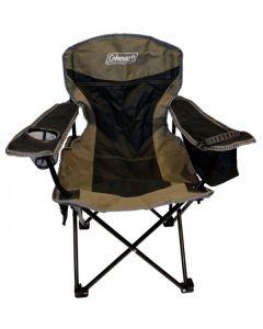 Coleman - Kids Cooler Arm Chair - Khaki