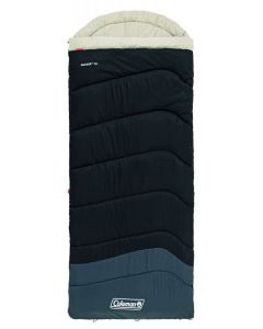 Coleman Mudgee C0 Tall Sleeping Bag - Black