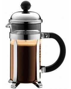 Bodum 350mL Chambord French Press Coffee Maker Stainless Steel