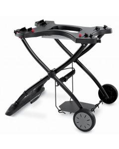 Weber - Q Portable Cart (Q1000 Q2000) - Black