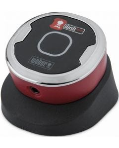 Weber iGrill Mini Bluetooth Thermometer - Black/Red