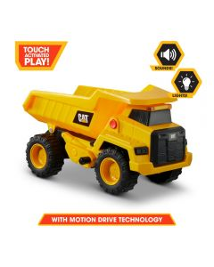 CAT Power Haulers Light & Sounds Dump Truck