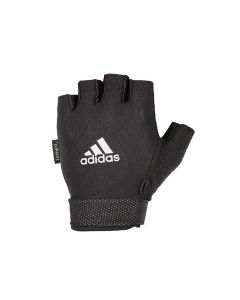 Adidas Men's Adjustable Essential Training Gloves - S