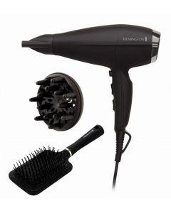 Remington Salon Stylist Hairdryer Black