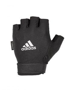 Adidas Men's Adjustable Essential Training Gloves - Xl