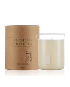 Alchemy Produx Clear Series 210g Beaker Candle - Sandalwood