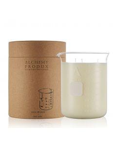 Alchemy Produx Clear Series 820g Beaker Candle - Yuzu