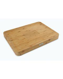 Joseph Joseph Cut & Carve Chopping Board - Bamboo