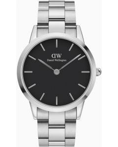 Daniel Wellington Iconic Link 40 S Black