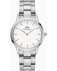 Daniel Wellington Iconic Link 32 S White