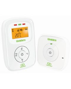 Uniden Digital Wireless Baby Audio Monitor BW130