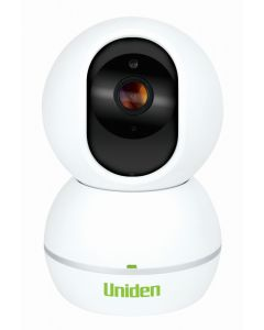 Uniden FULL HD Pan & Tilt Smart (WiFi) Baby Camera with Smartphone Access