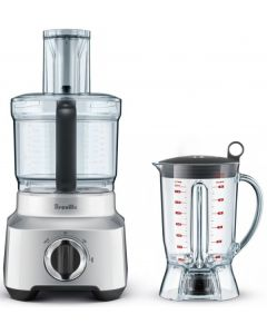Breville - The Kitchen Wizz 8 Plus 1.5 Litre Blender - Silver