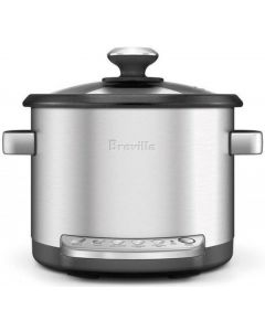 Breville - Multi Chef Rice Cooker - Silver