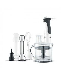 Breville - All-in-One Stick Mixer - White