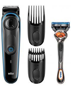 Braun - 3040 Beard Trimmer - Black