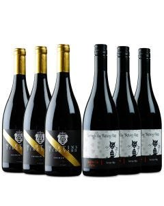 Wine Direct Barossa And McLaren Vale Shiraz Six Pack