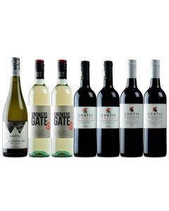 Mixed 6 South Australian Wines plus a BONUS Sparkling