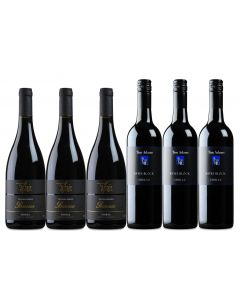 Premium Barossa and Clare Valley Shiraz 6 pack