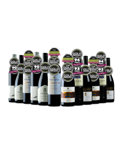 The 2020 Official Royal Adelaide Wine Show Dozen - Red