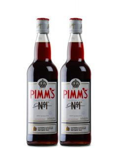 Pimm's No 1 Cup 700mL Twin Pack