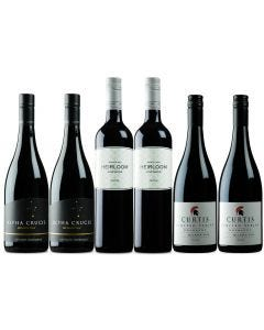 McLaren Vale and Barossa Red 6 Pack
