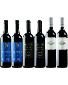 Barossa, McLaren Vale & Clare Valley Value 6 Pack