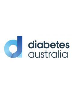 Diabetes Australia $25 donation