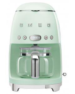 Smeg Drip Filter Coffee Machine Pastel Green