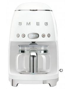 Smeg Drip Filter Coffee Machine White