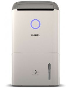 Philips - Series 5000 2-in-1 Dehumidifier with Purification - White