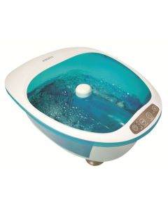 Homedics Pedi Luxe Foot Spa with Heat Boost Power