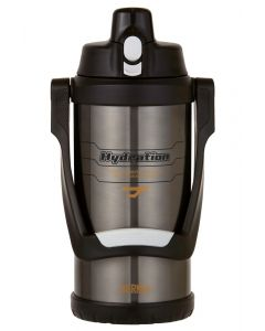 Thermos® 2.0lt Stainless Steel Insulated Hydration Bottle W/Carry Handle