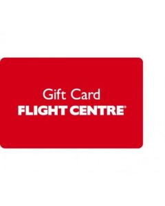 Flight Centre $100 Gift Card