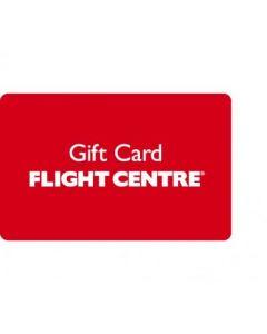 Flight Centre $100 Gift Card