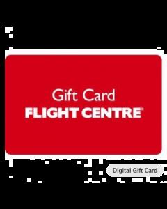 Flight Centre $50 Digital Gift Card