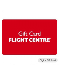 Flight Centre $500 Digital Gift Card