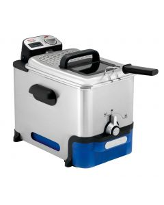 Tefal OleoClean Deep Fryer with Filtration - FR8040
