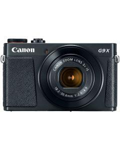 Canon - Powershot G9X Mark II 20.1MP Digital Still Camera - Black