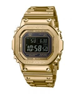 Casio G-Shock GMWB5000GD-9D 35th Anniversary Limited Edition Gold Watch