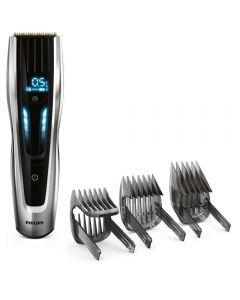 Philips Hair Clipper Series 9000 Digital Swipe Titanium blades 400 Length Settings