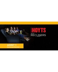 HOYTS Super Saver 10 Pack
