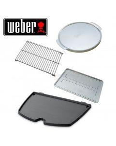 Weber Weber Q Basic Pack Bundle
