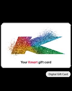 Kmart $25 Digital Gift Card