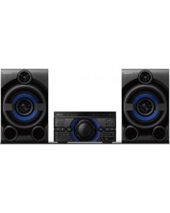 780W Mini System with Bluetooth - black