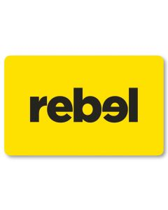 rebel $25 Gift Card
