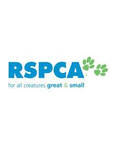RSPCA $50 donation