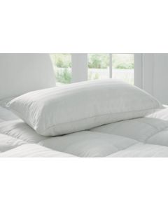 Sheridan - Deluxe Feather and Down Standard Pillow - Snow White